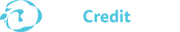 Bad credit loans logo reversed