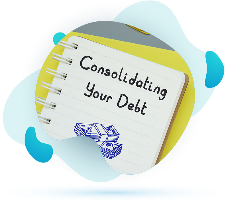 debt consolidation bad credit loans