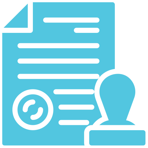 fast simple paperwork icon