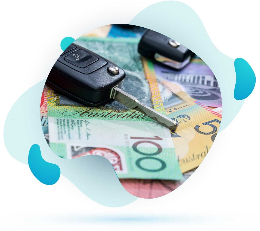 bad credit car finance australia masked