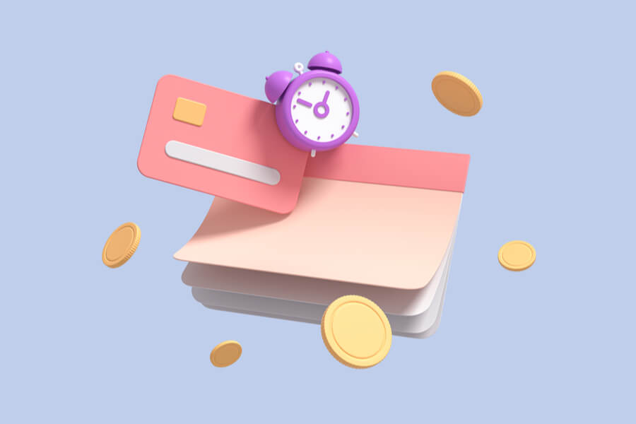 make repayments on time