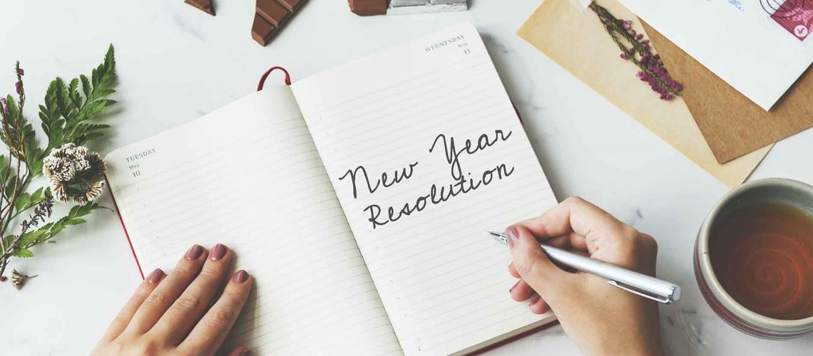 Five Good Financial Goals For Your New Year's Resolution