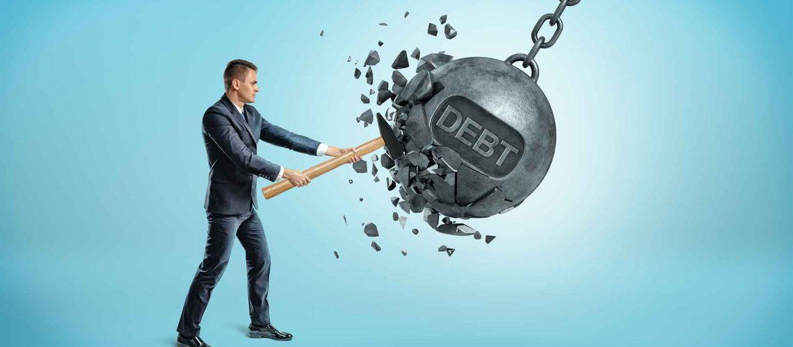 credit ways of reducing debt
